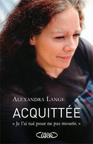 """Cabinet de Janine Bonnagiunta avocate d'Alexandra Lange, auteur du livre """"Acquittée"""""""