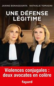 """Livre co écrit par Janine Bonagguinta : """"Une défense Légitime"""""""