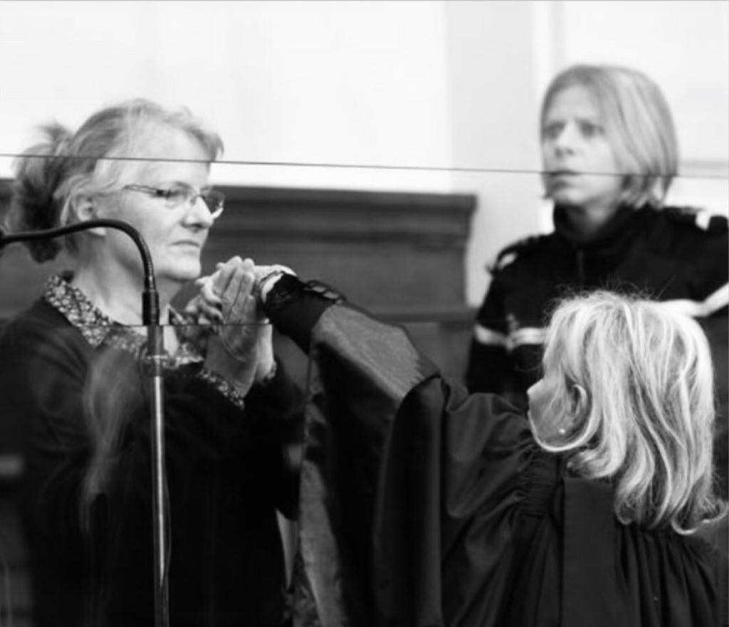 Jacqueline Sauvage et son avocate Janine Bonaggiunta pour la lutte des femmes battues